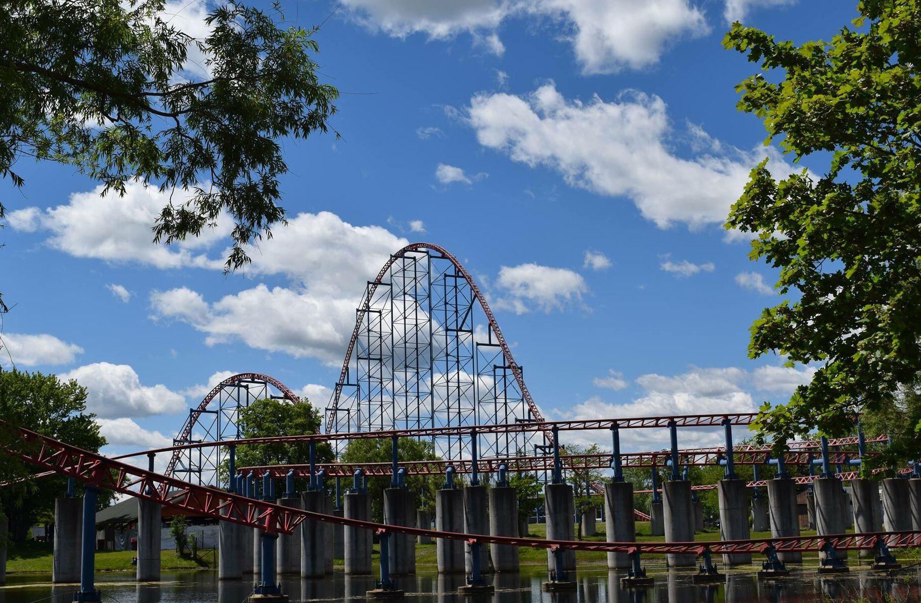 Darien Lake Play And Stay At The Ny Amusement Park