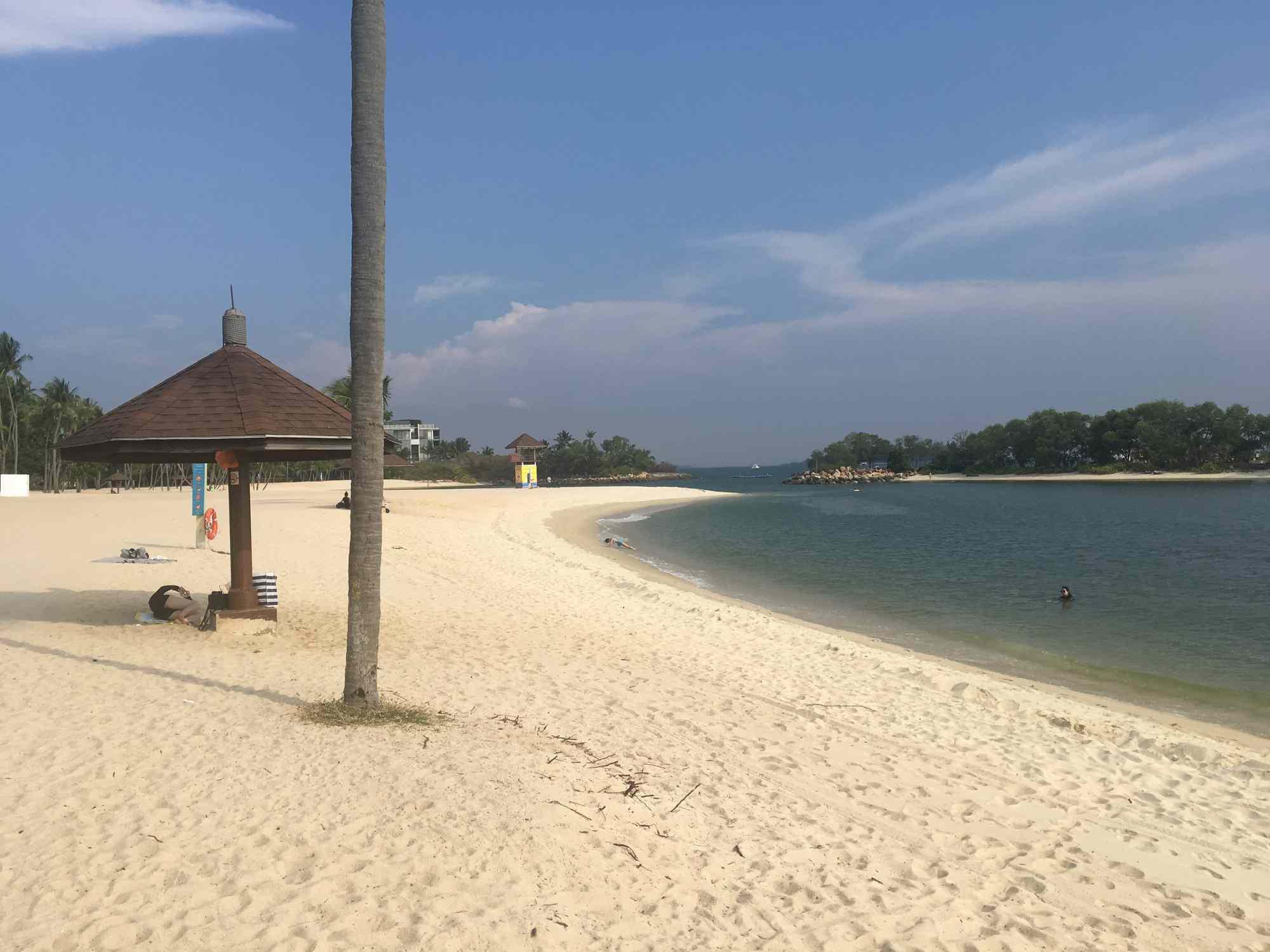 Tanjong Beach, Sentosa
