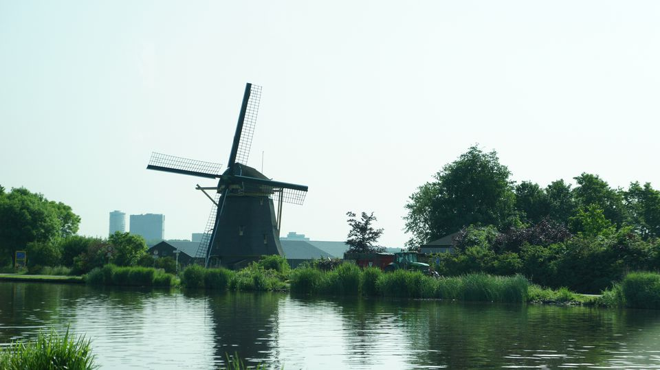 Windmill on the Amstel