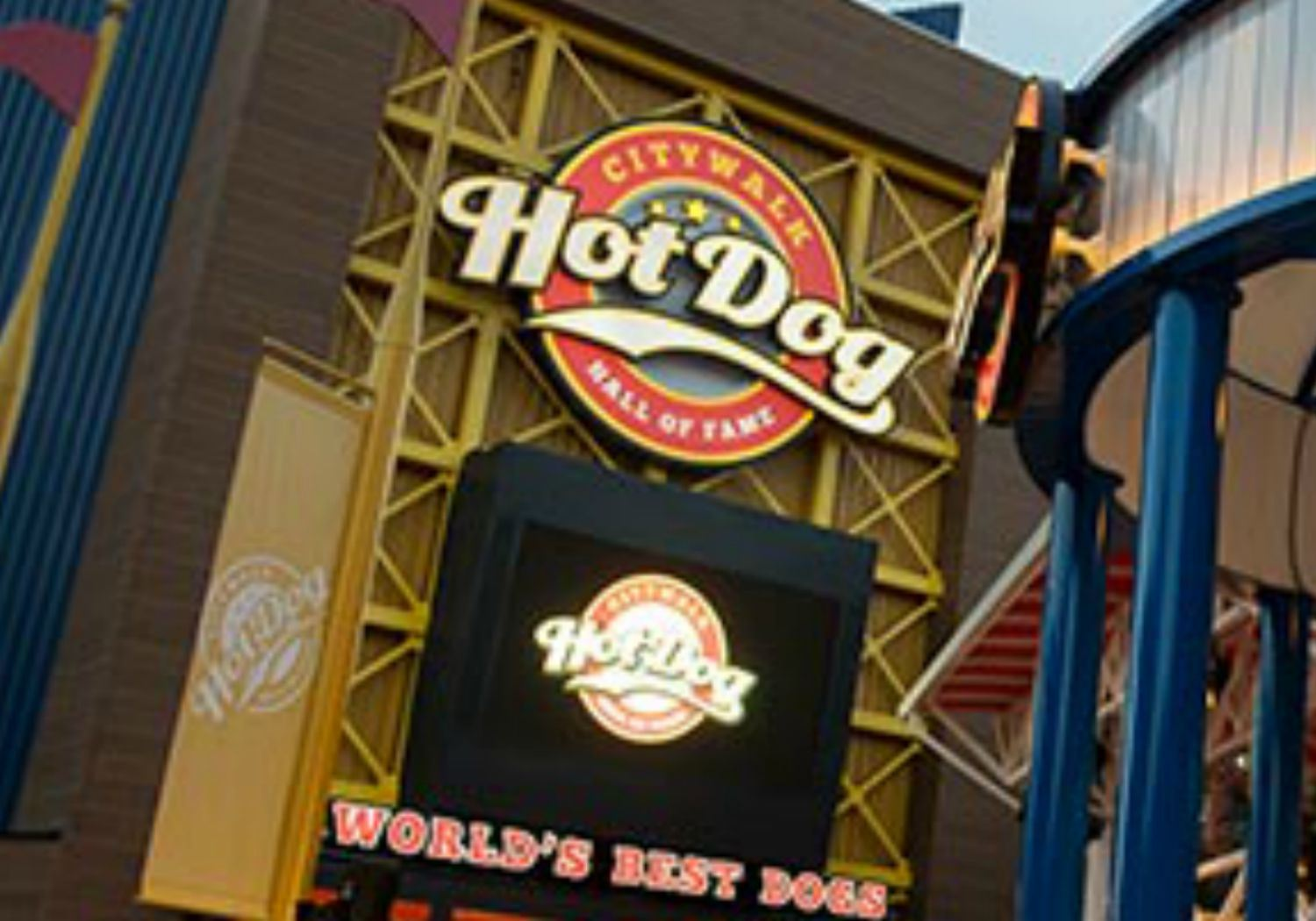 Where To Eat At Universal Citywalk