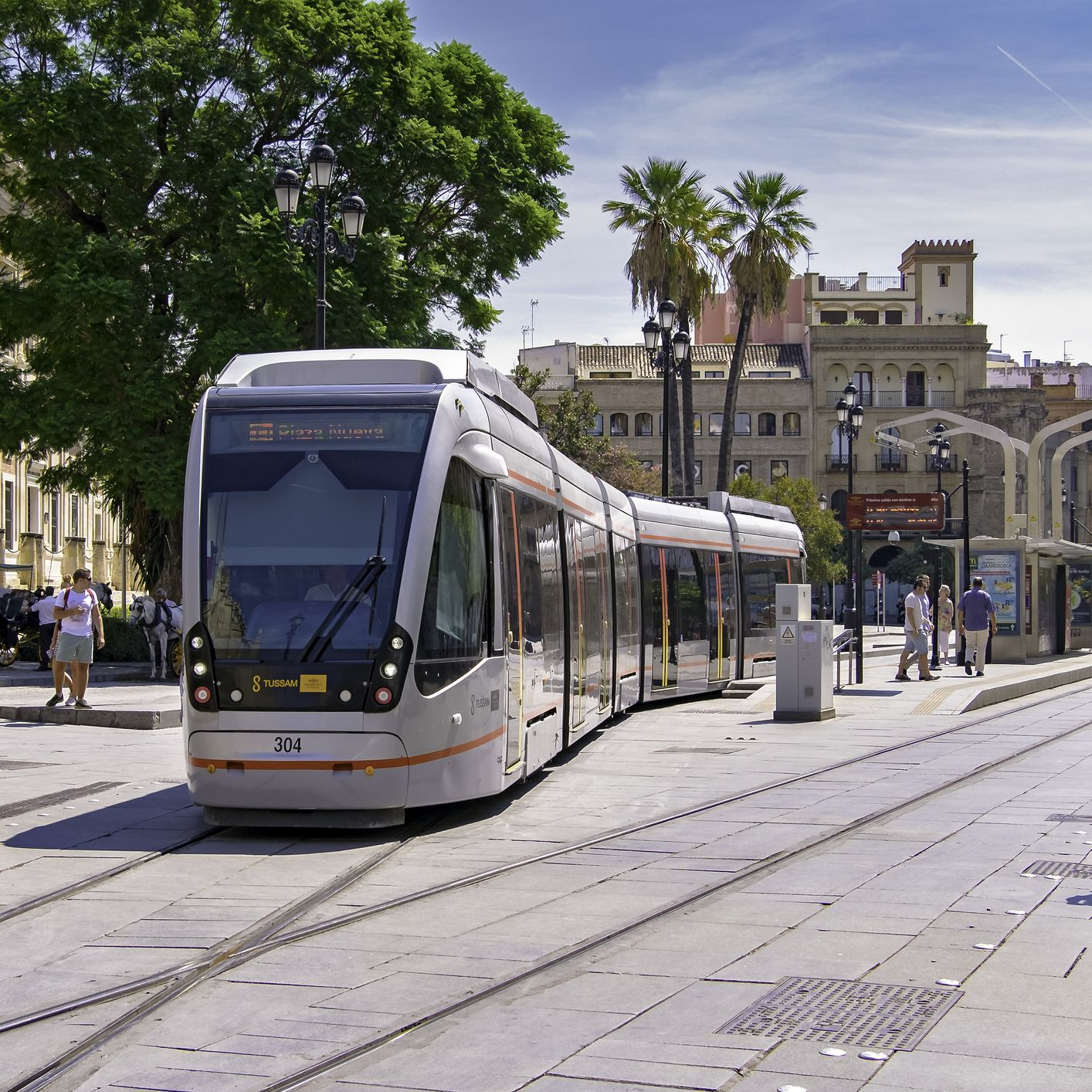 Guide to Bus and Train Travel in Spain