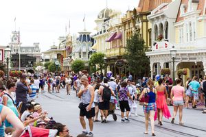 Walt Disney World Main Street USA