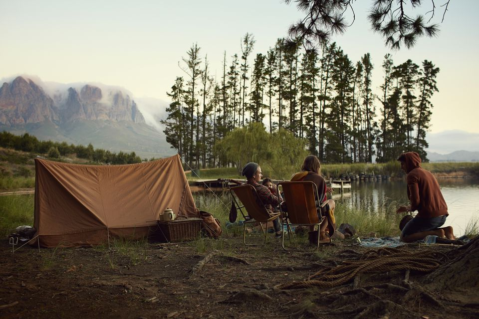 the ultimate guide to planning a camping trip