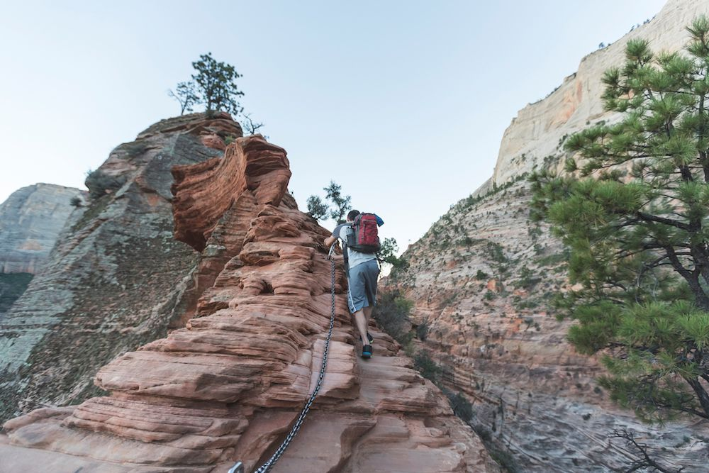 The 10 Most Dangerous Hikes in the World