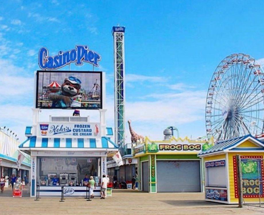 Casino Pier New Jersey