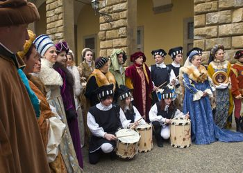 Medieval Parade in Florence