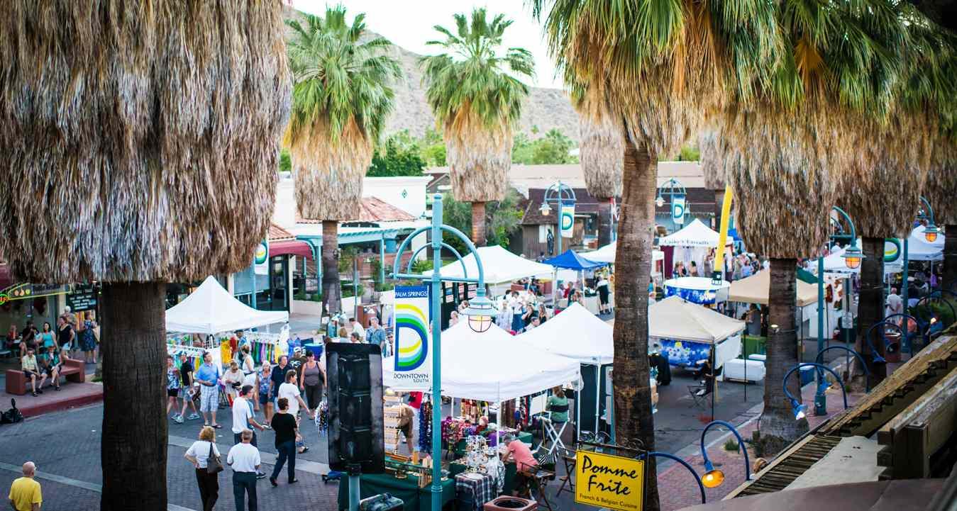 Villagefest in Downtown