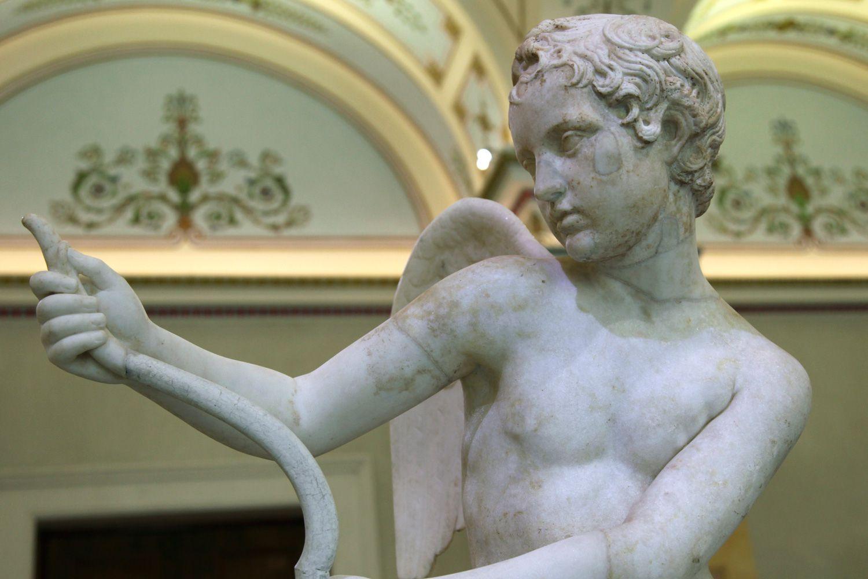 Eros the greek god of live