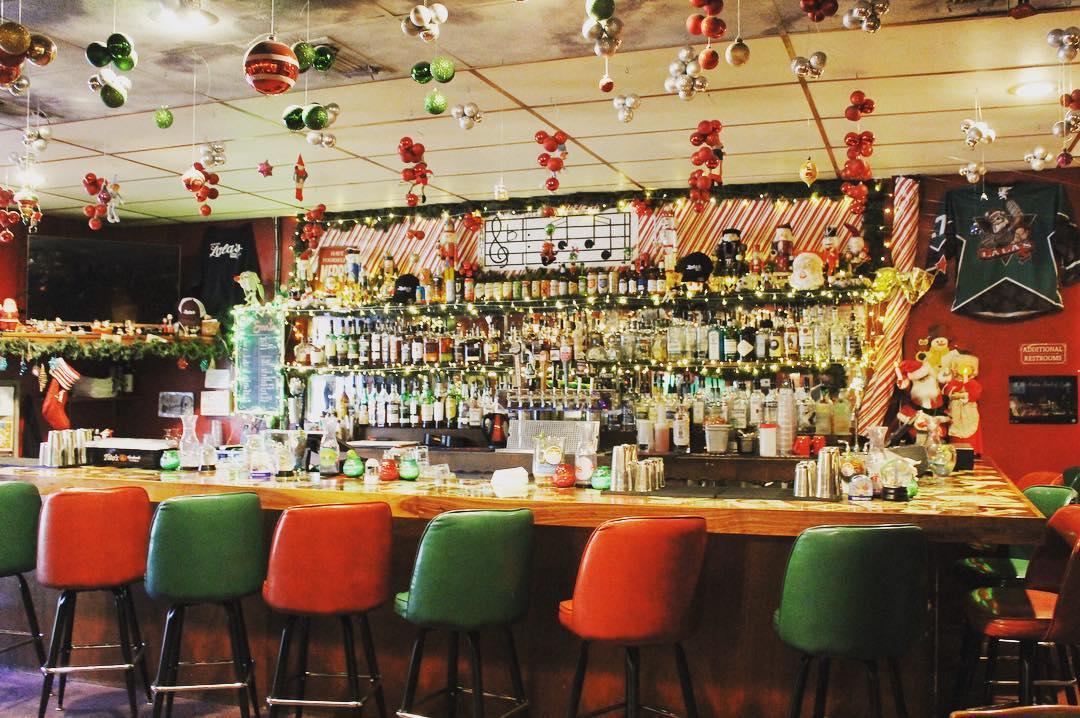 Lala's Little Nugget bar