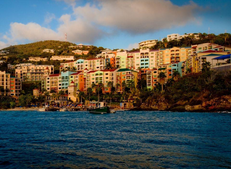 Marriott Vacation Club Frenchman's Cove St. Thomas USVI