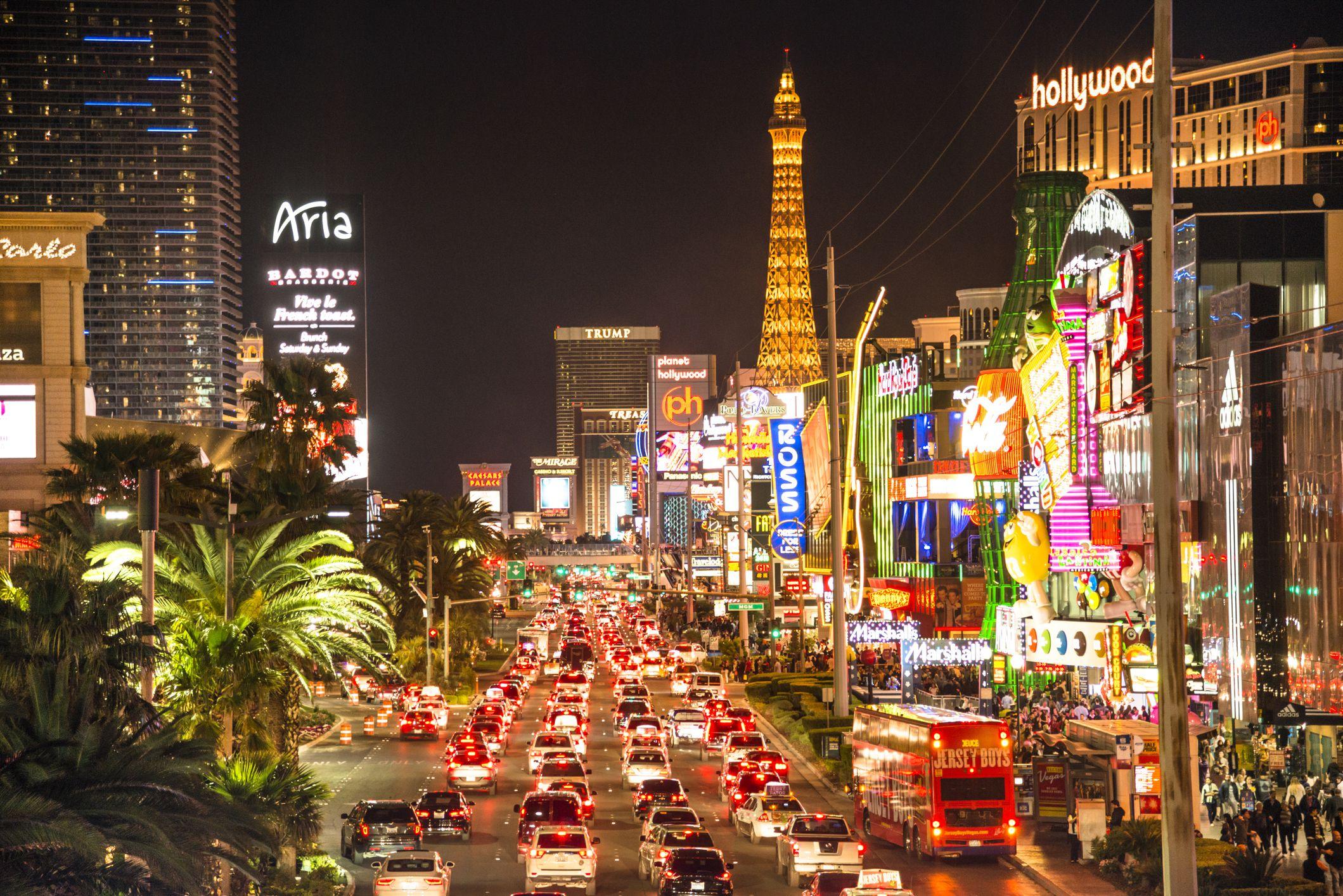 Ausflüge Von Las Vegas