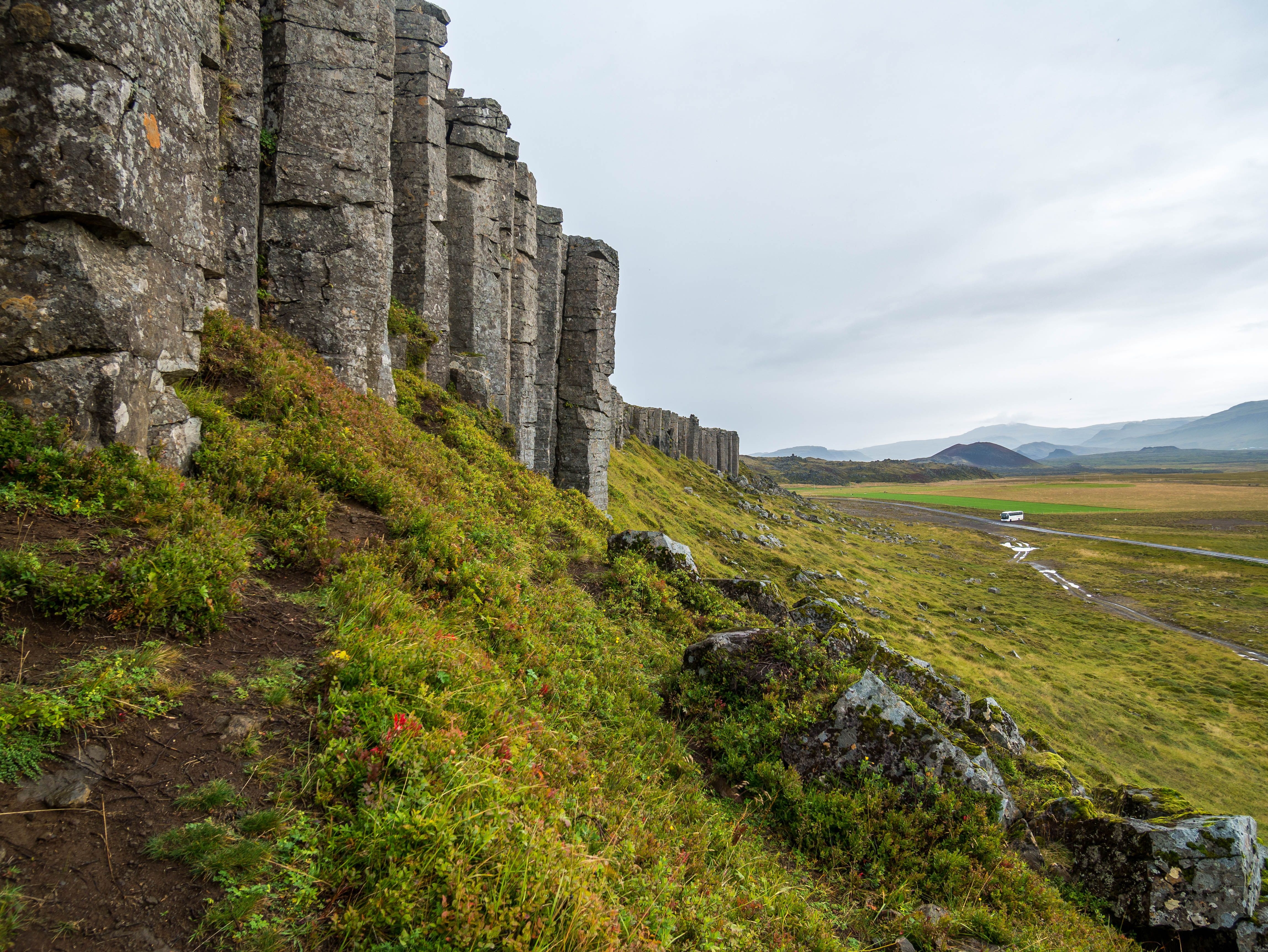 Gerðuberg Cliffs