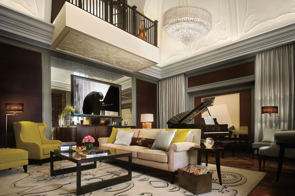 What Defines A Luxury Hotel