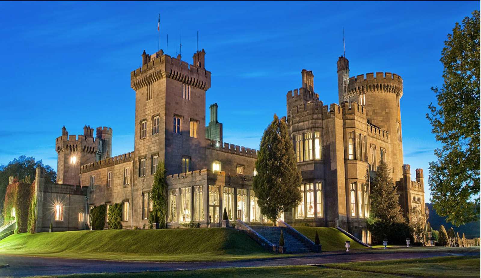 dromoland castle exterior