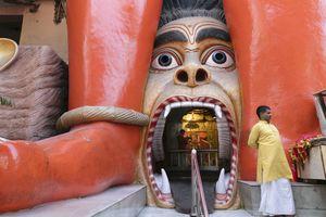 Jhandewalan Hanuman Temple