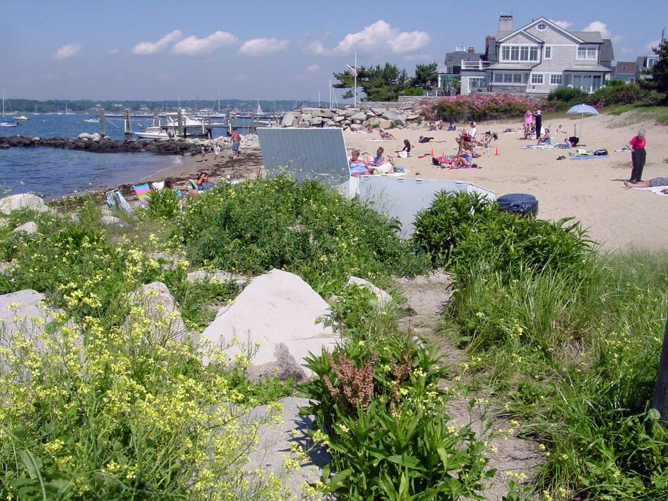 Stonington CT DuBois Beach