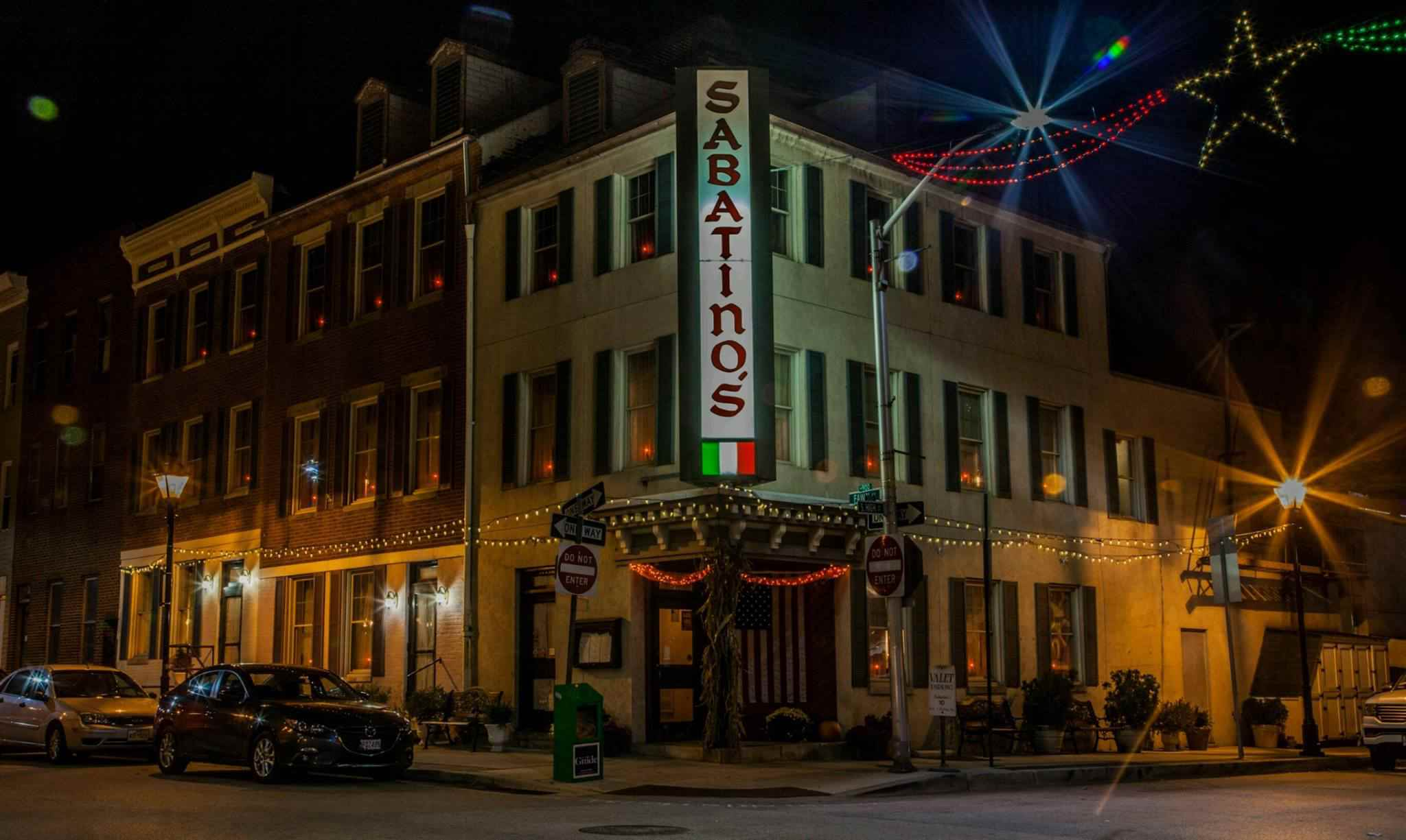 Baltimore S Little Italy Dining Guide