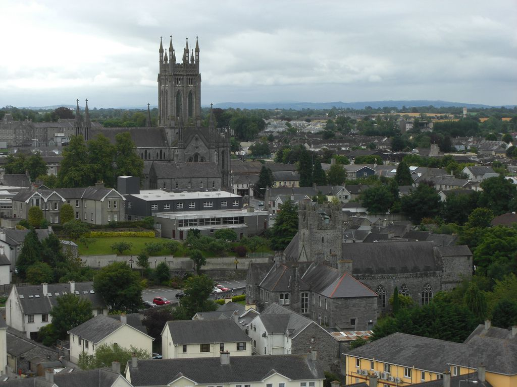 Kilkenny town Ireland
