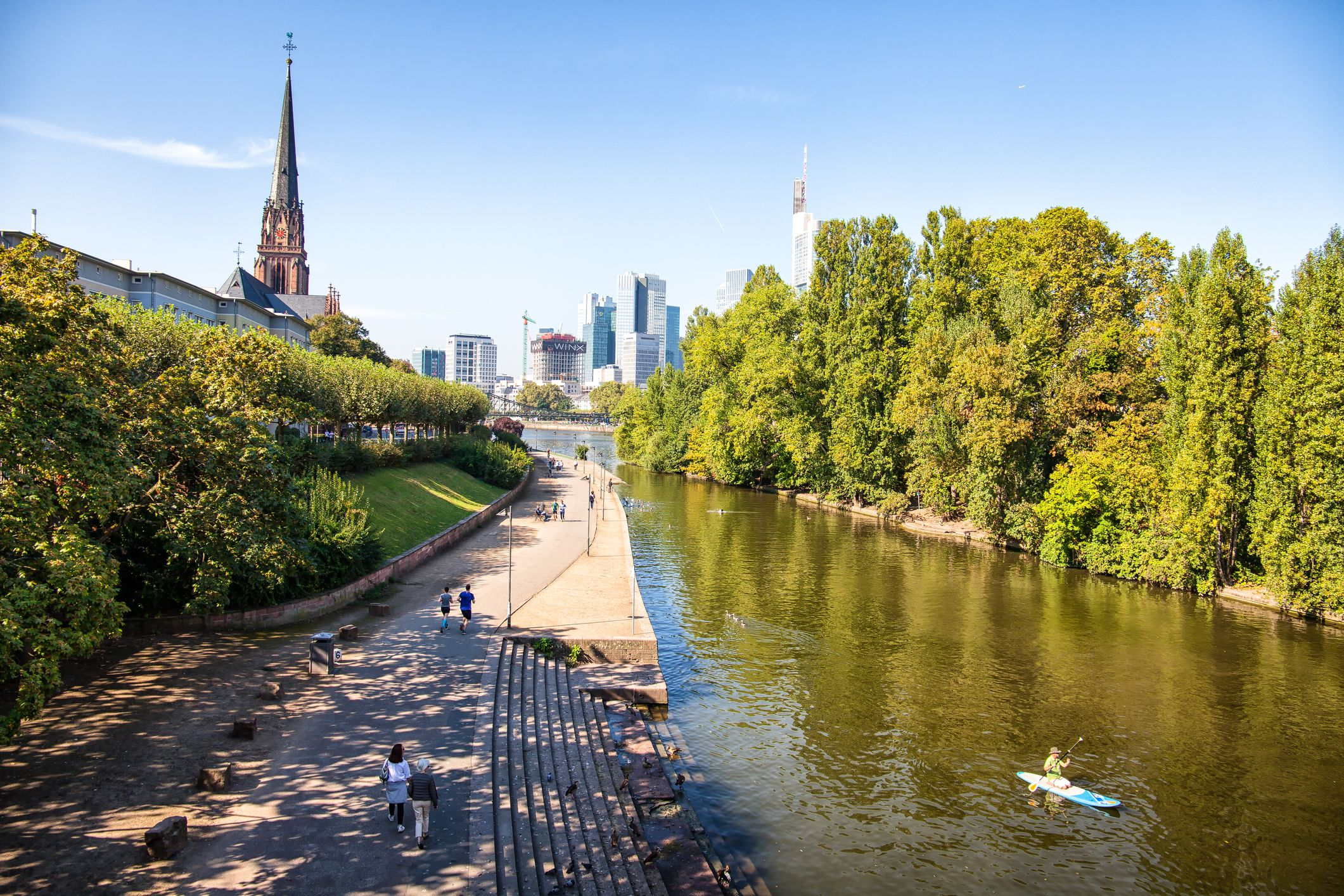 Monthly Car Insurance >> The Weather and Climate in Frankfurt, Germany