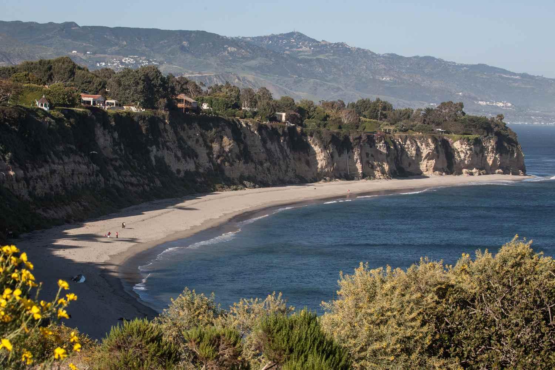 Point Dume State Beach, Malibu, CA