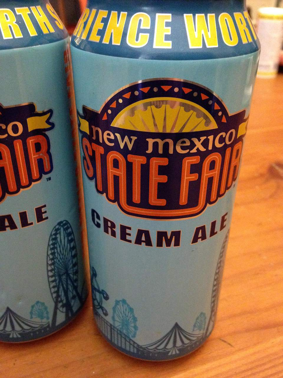 New Mexico State Fair Beer