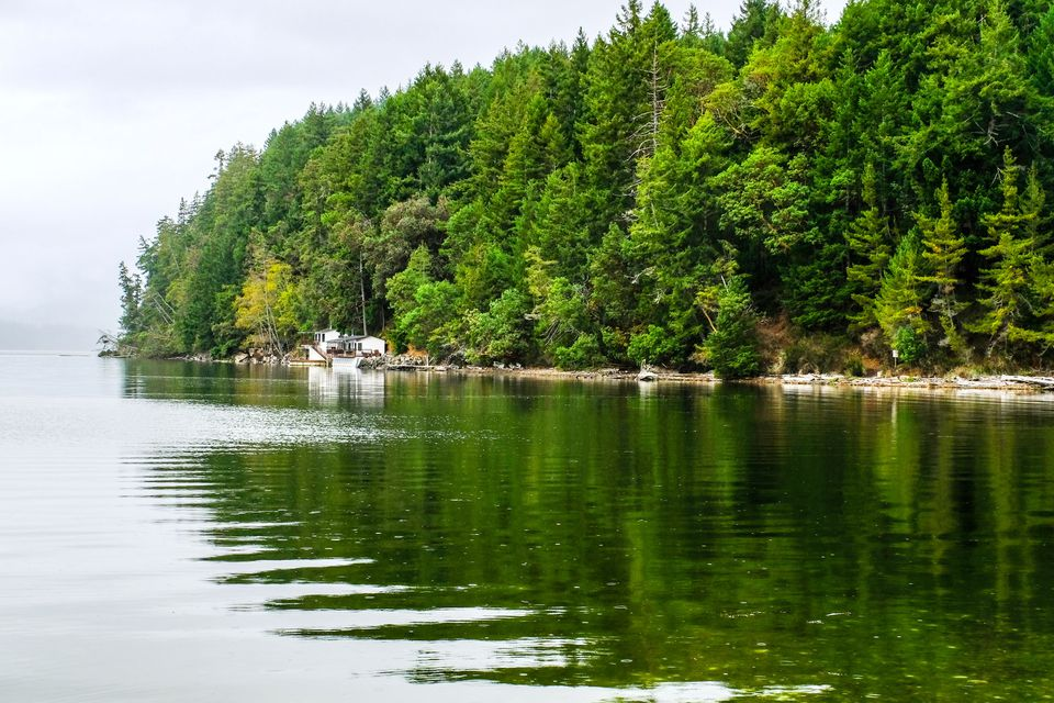 View of Bainbridge Island