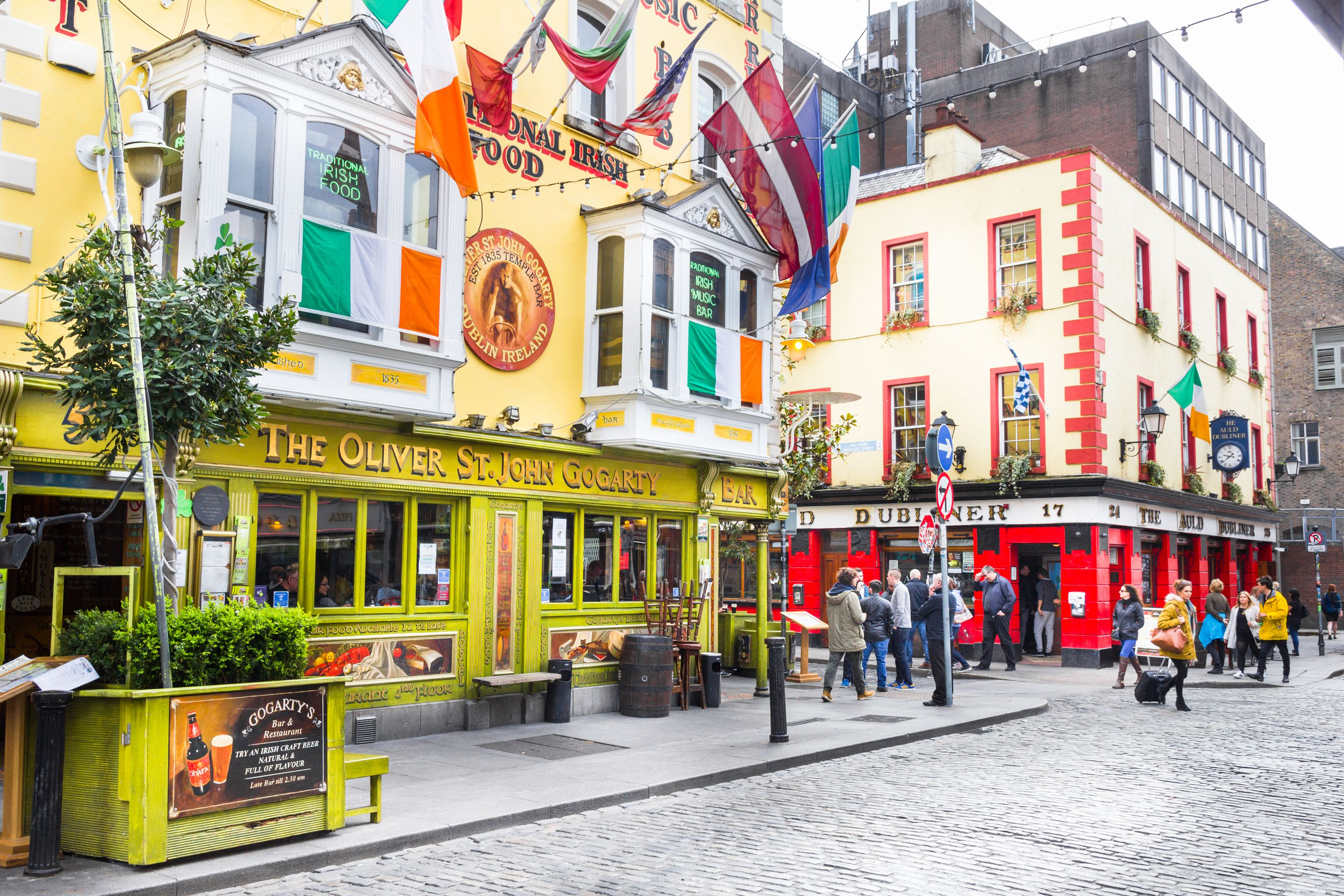 The 15 Best Pubs in Dublin
