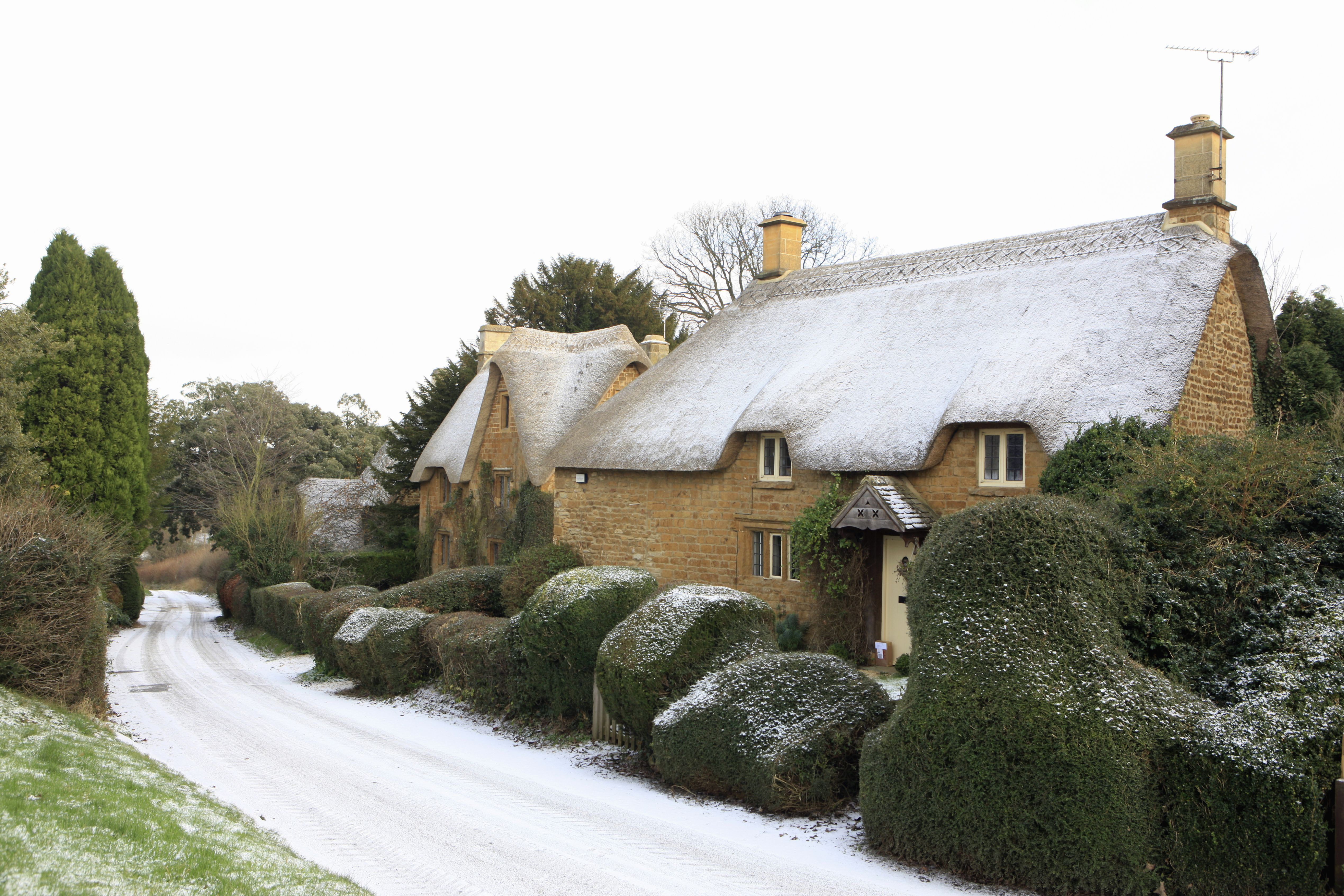 Great Tew, Oxfordshire, England