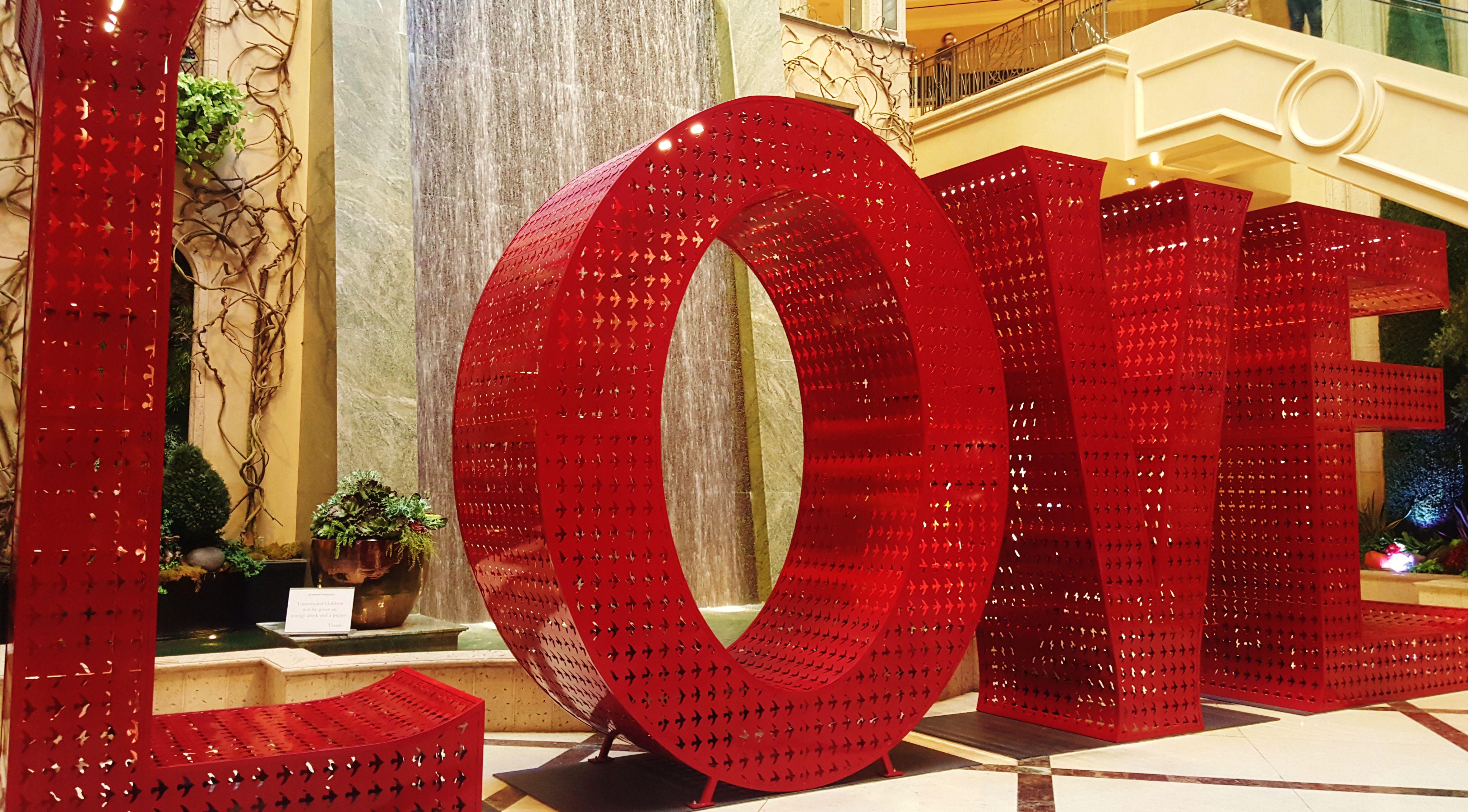 LOVE at Venetian Las Vegas