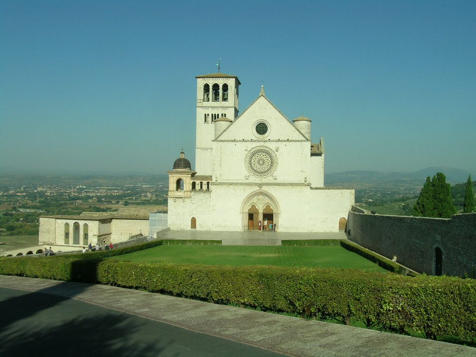 saint francis basilica photo