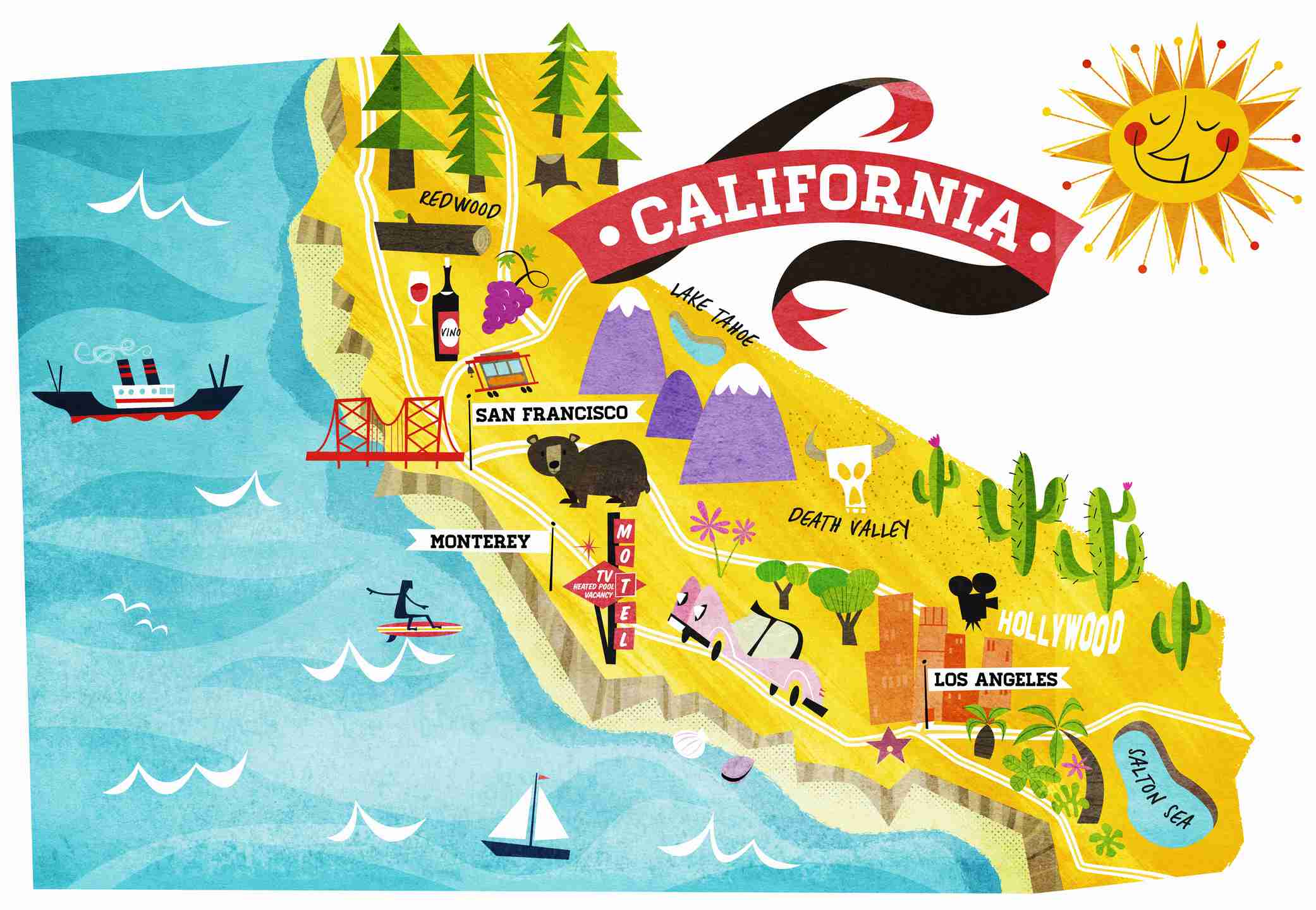 Fun Things to Know About California