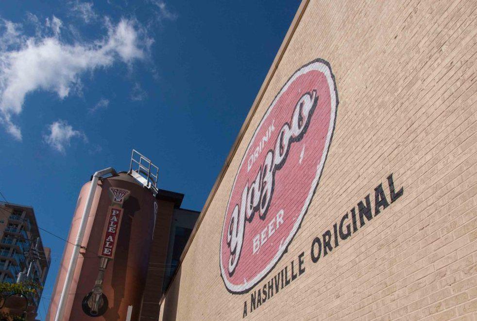 Yazoo Brewing Company Nashville