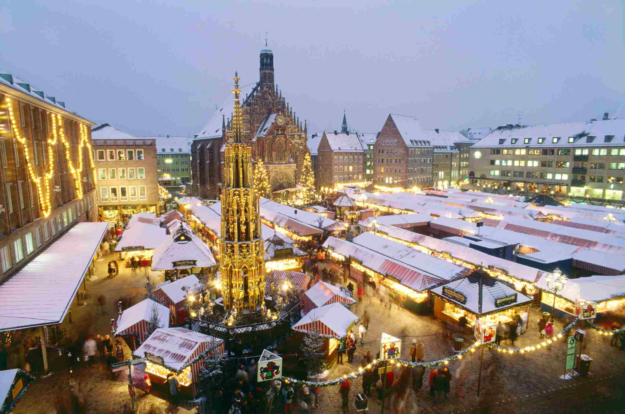 The Best Christmas Markets in Germany