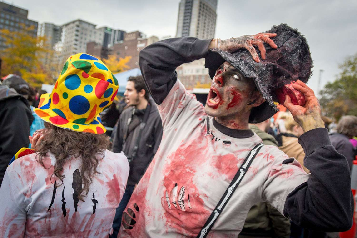 Montreal Halloween 2017 events for adults, from parties to annual festivals.