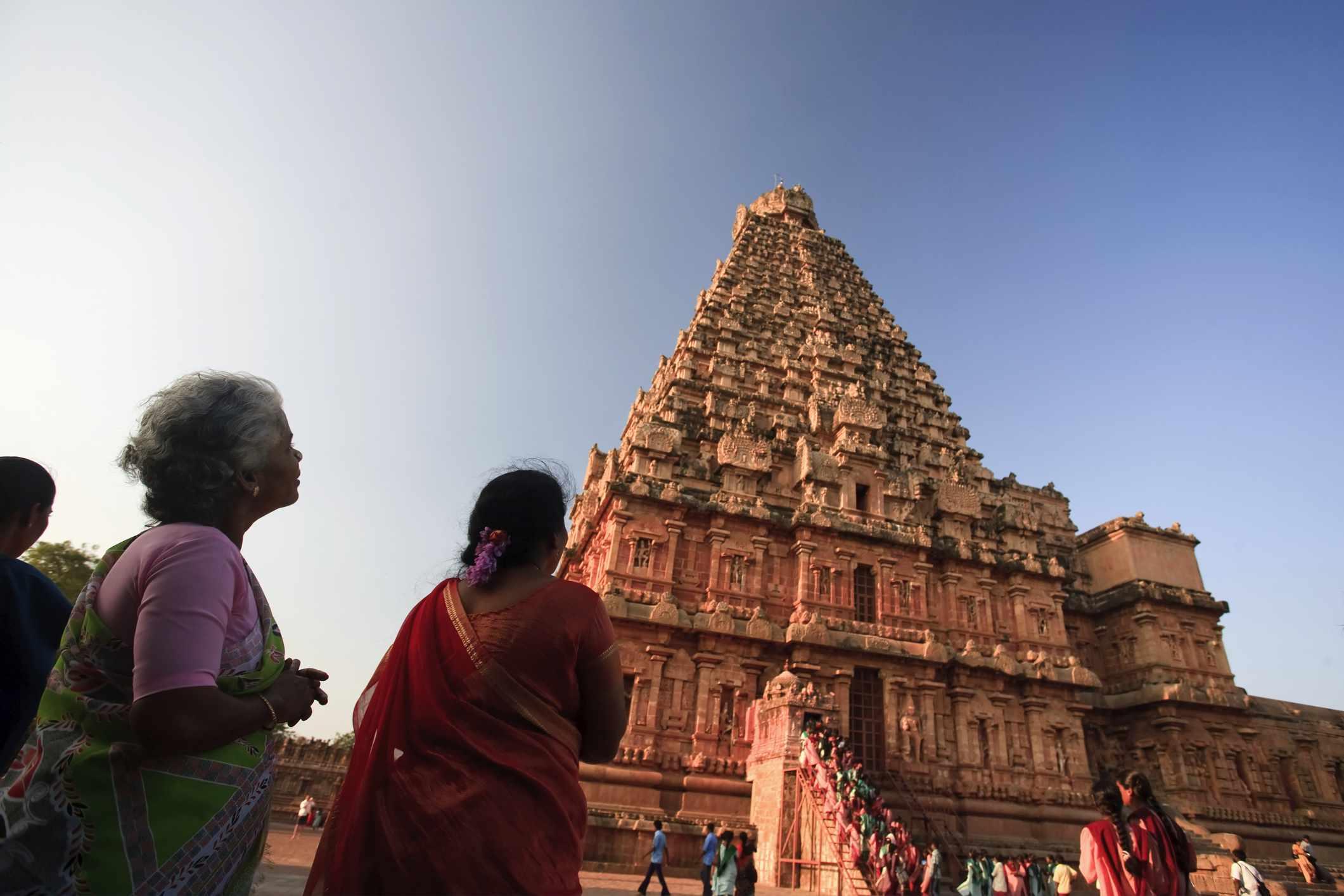 The Big Temple, Thanjavur.