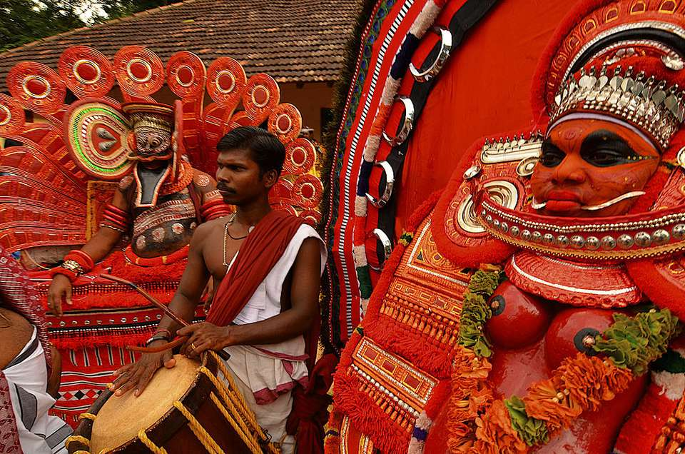 Athachamayam Festival, Tripunithura, Kerala