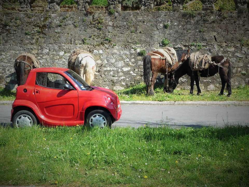 How to Drive European Cars