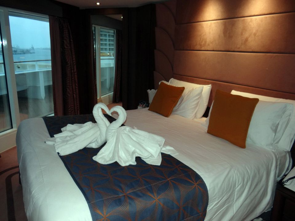 MSC Divina - Aurea Suite with Balcony