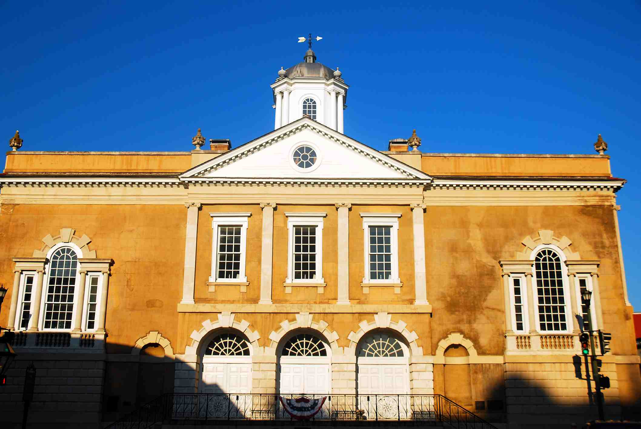 Old Exchange Custom House and Provost Dungeon, Charleston, SC