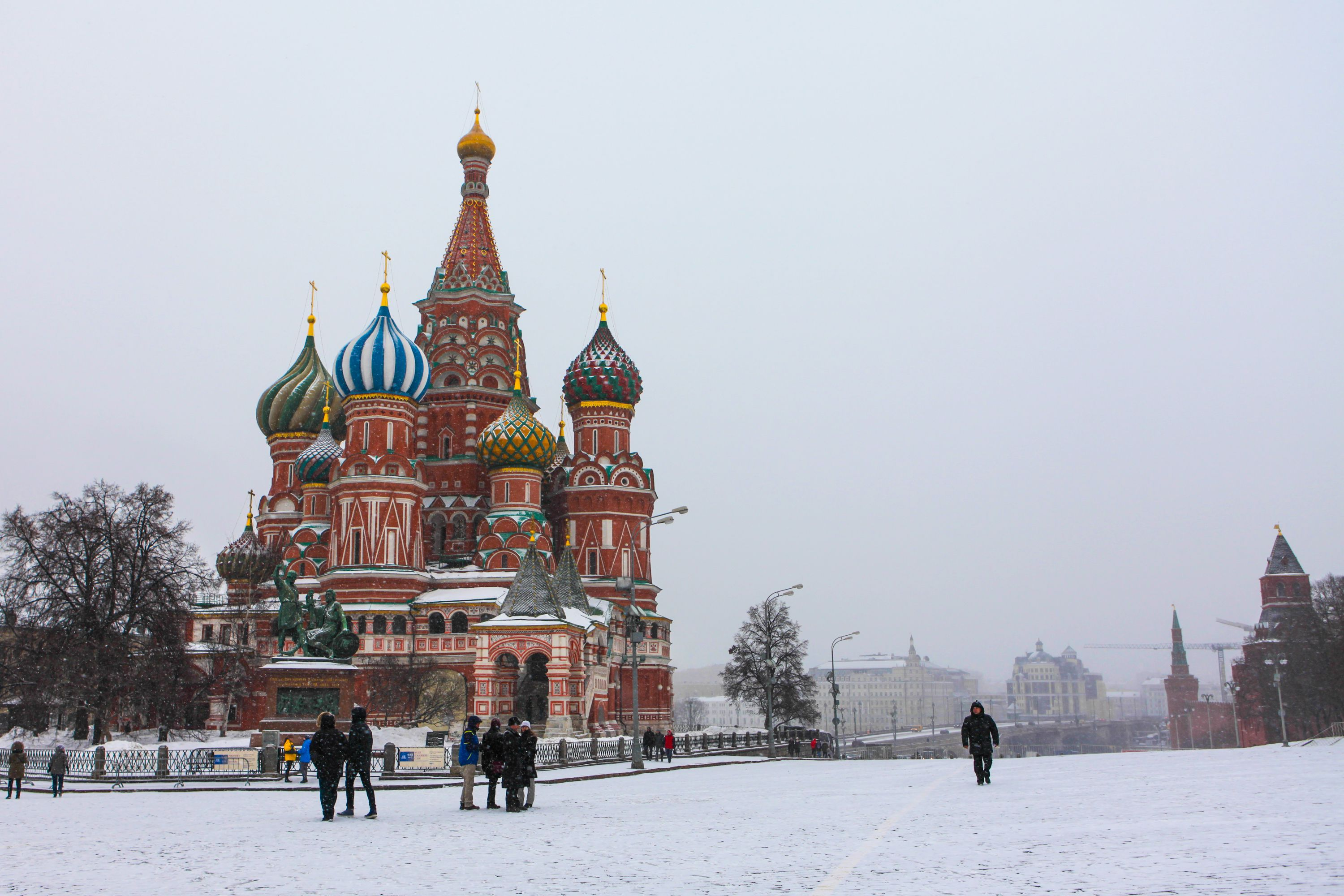 Moscow In Winter December January February Travel