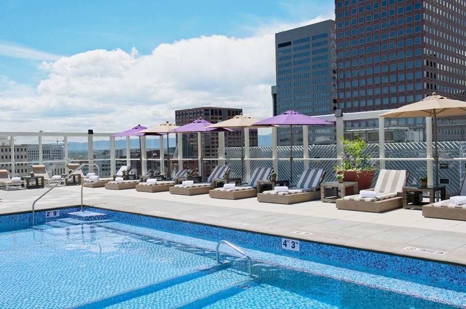 Hotels In Denver >> The 6 Hotels In Denver With The Best Views