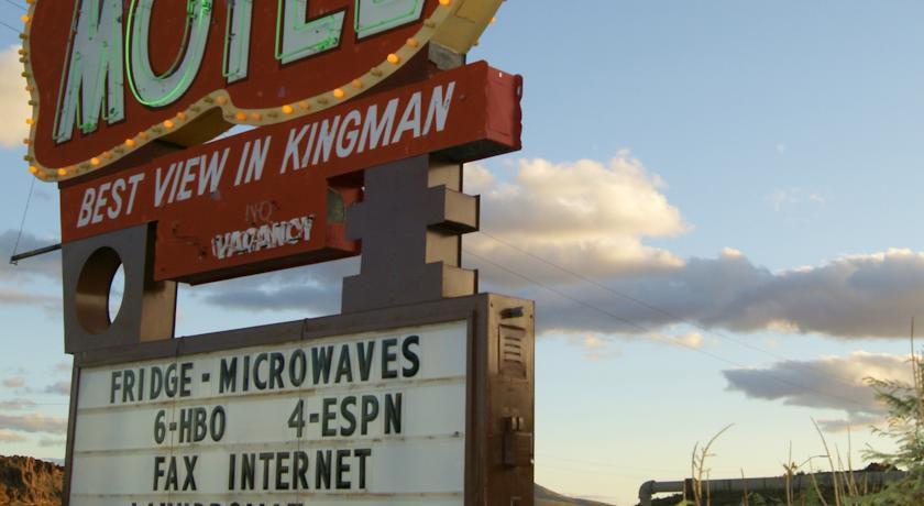 Hill Top Motel, Kingman