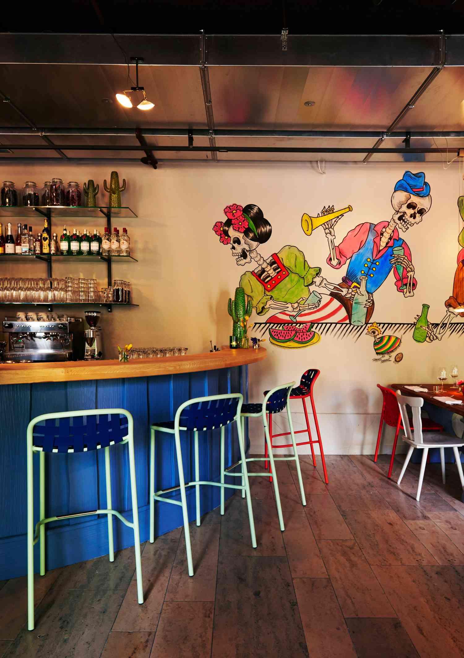 Blitz Restaurant in Munich