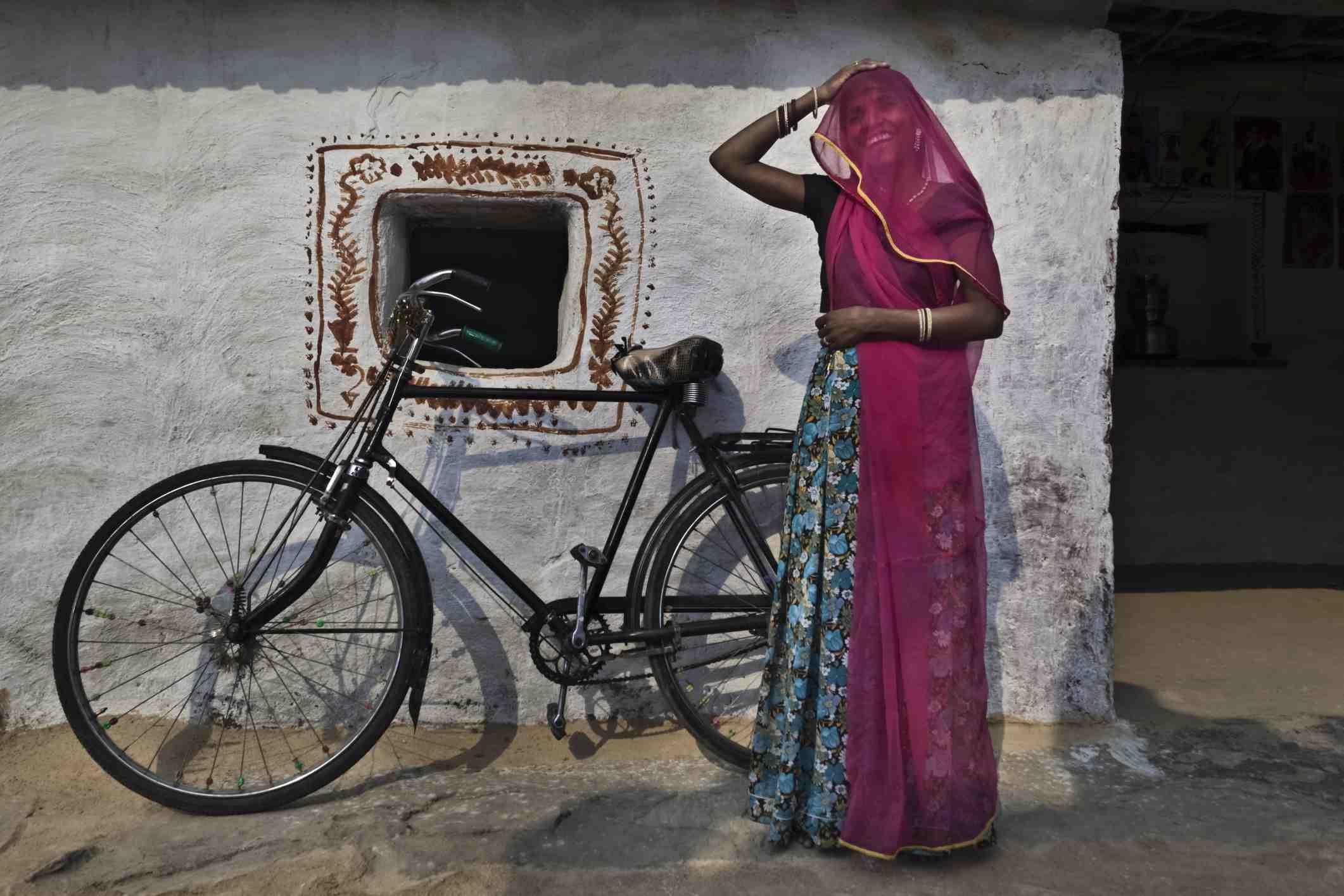 Bicicleta Rajasthan