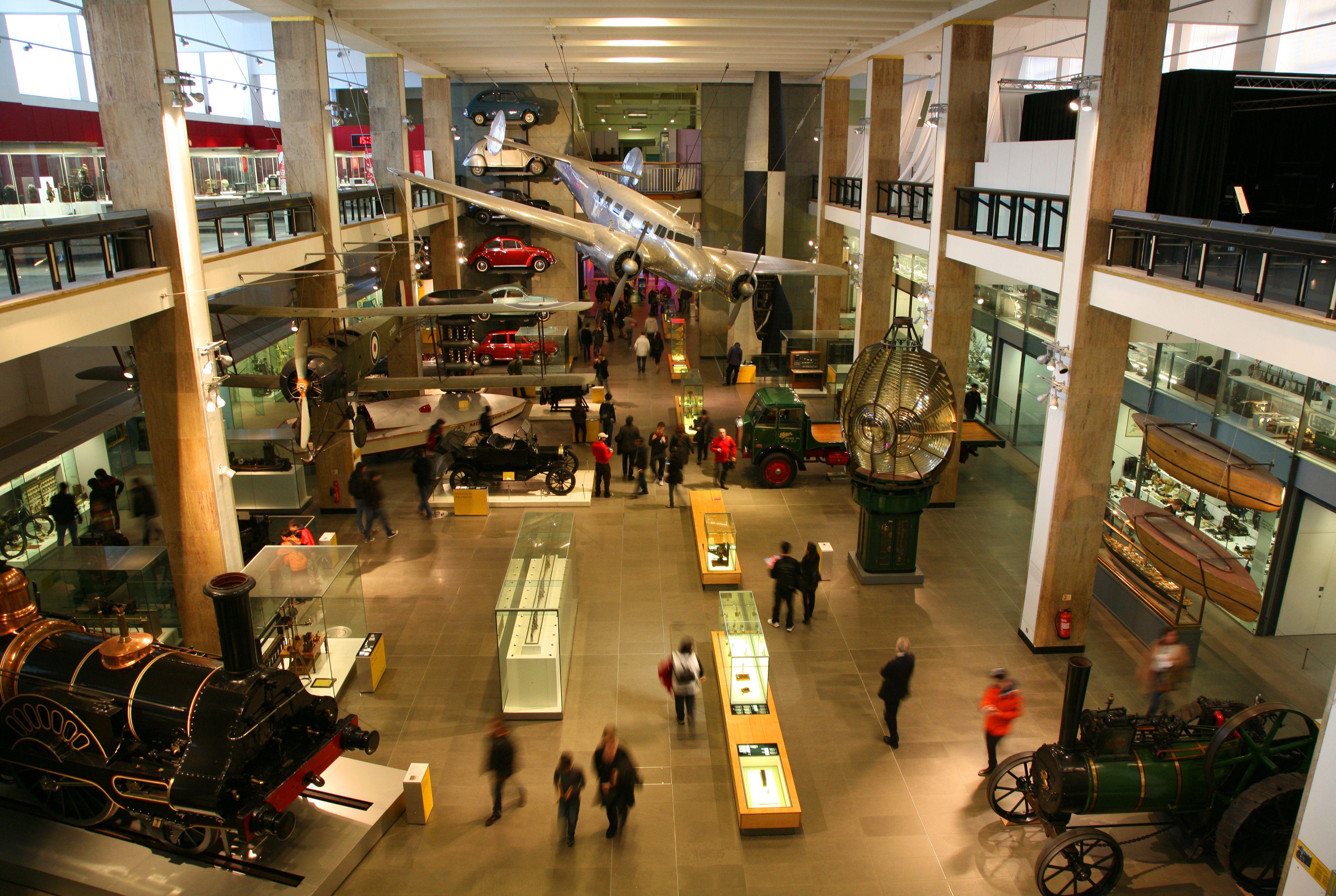 Das Londoner Science Museum