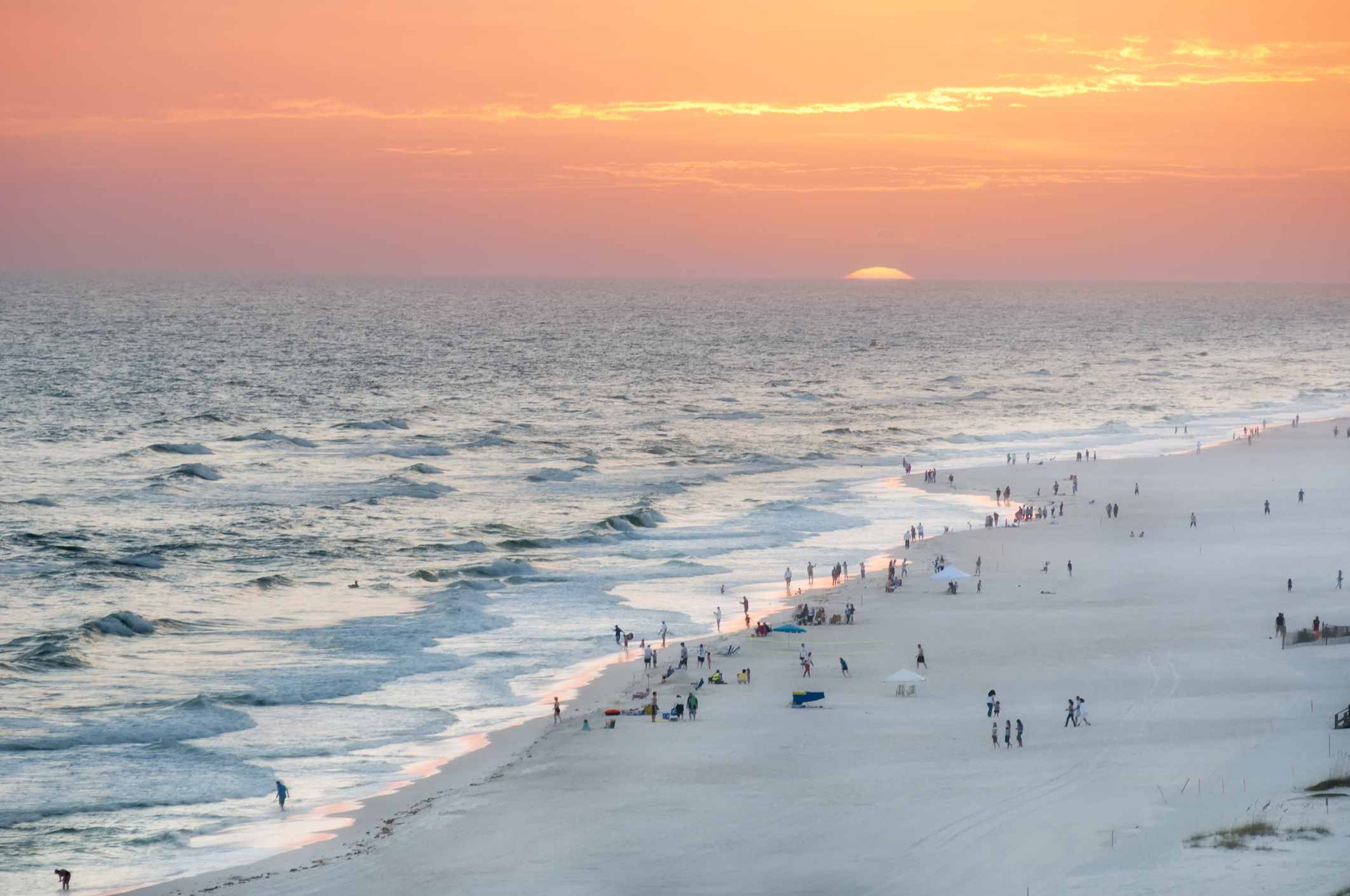 12 Best Family Beaches In The Southeast U S