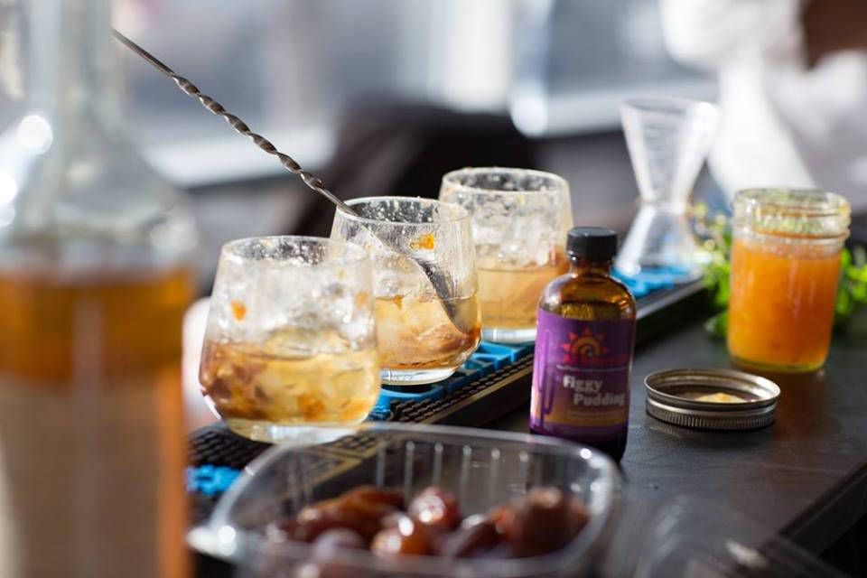 Arizona Cocktail Week in action