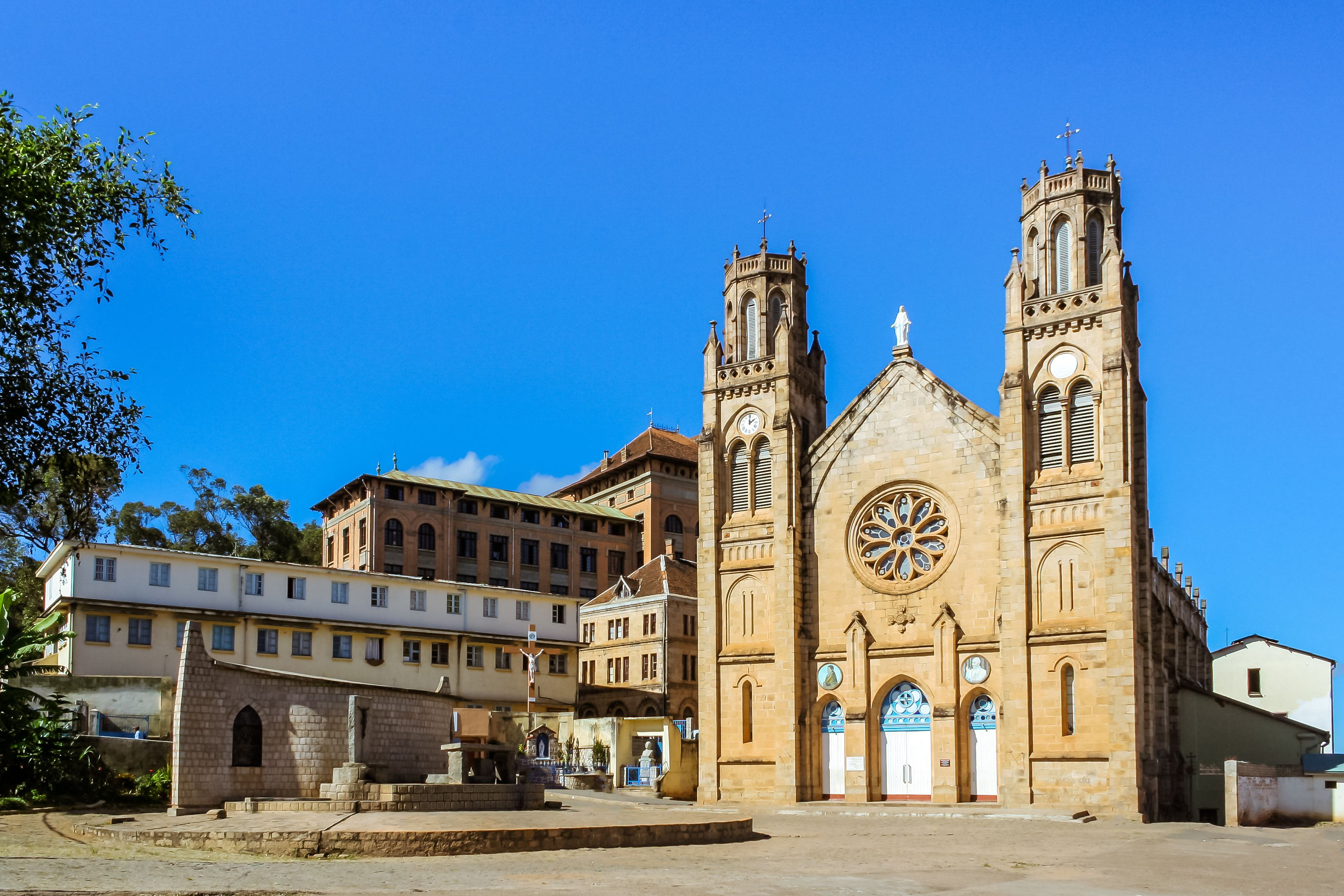 Cathedral of the Immaculate Conception, Antananarivo