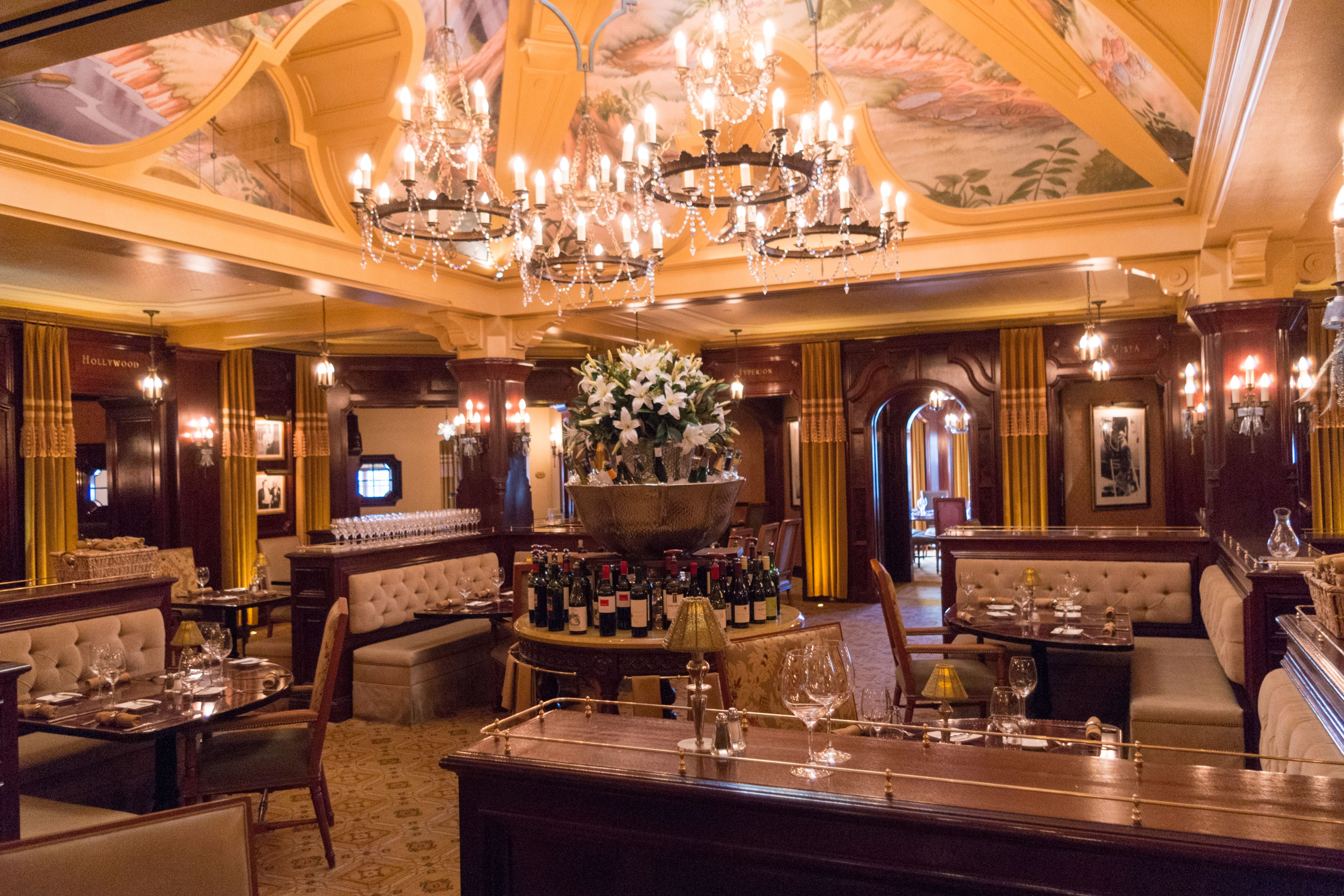 Carthay Circle Restaurant en Disney California Adventure