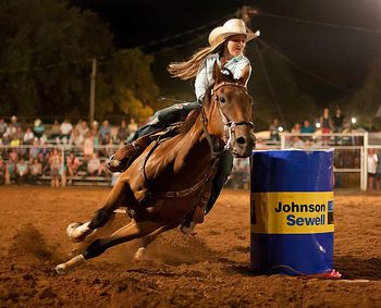 Livestock Shows And Rodeos In Texas